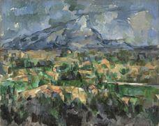 Sainte-Victoire Dağı, 1902-1904