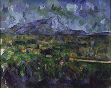 Sainte-Victoire Dağı, 1902-1906