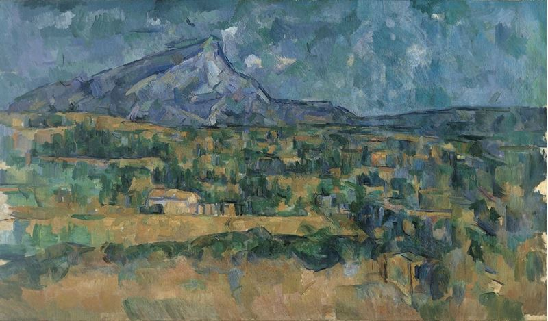 Picture for Mont Sainte-Victoire, c. 1902-1906