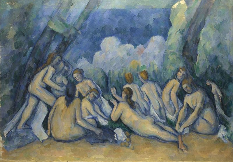 Picture for The Large Bathers, 1894-1905