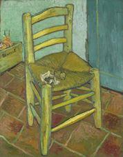 Van Gogh'un Sandalyesi, 1888