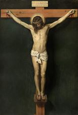 Show The Crucified Christ, c.1632 details