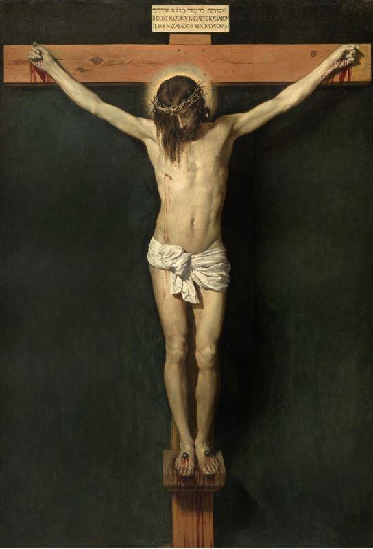 İsa'nın Çarmıha Gerilişi, 1632 dolayları resmi