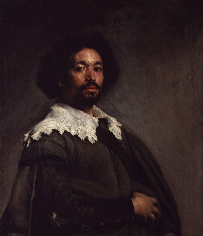 Juan de Pareja, 1650 resmi