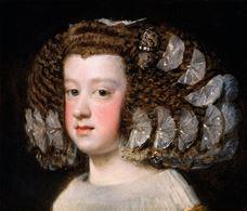 Infanta Maria Teresa, 1651-1654