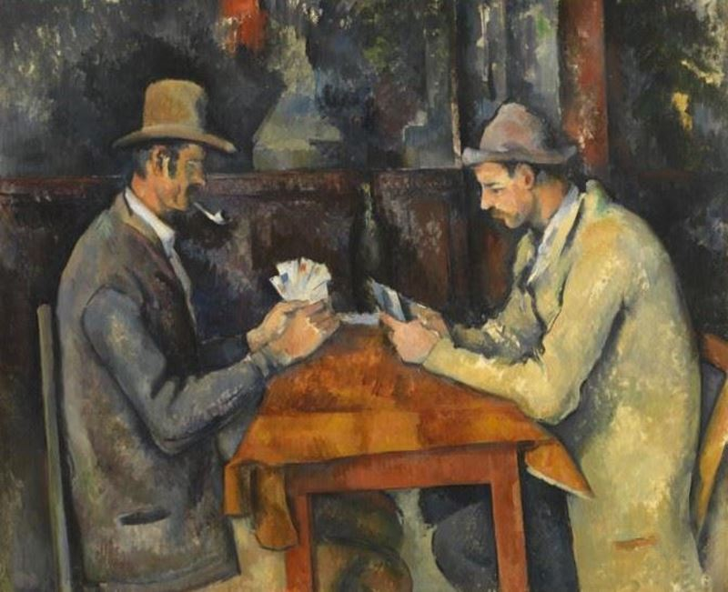 Picture for The Card Players, 1892-1896