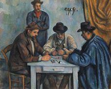 Kâğıt Oynayanlar, 1890-1892