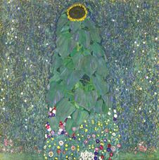 Show Sunflower, 1907-1908 details