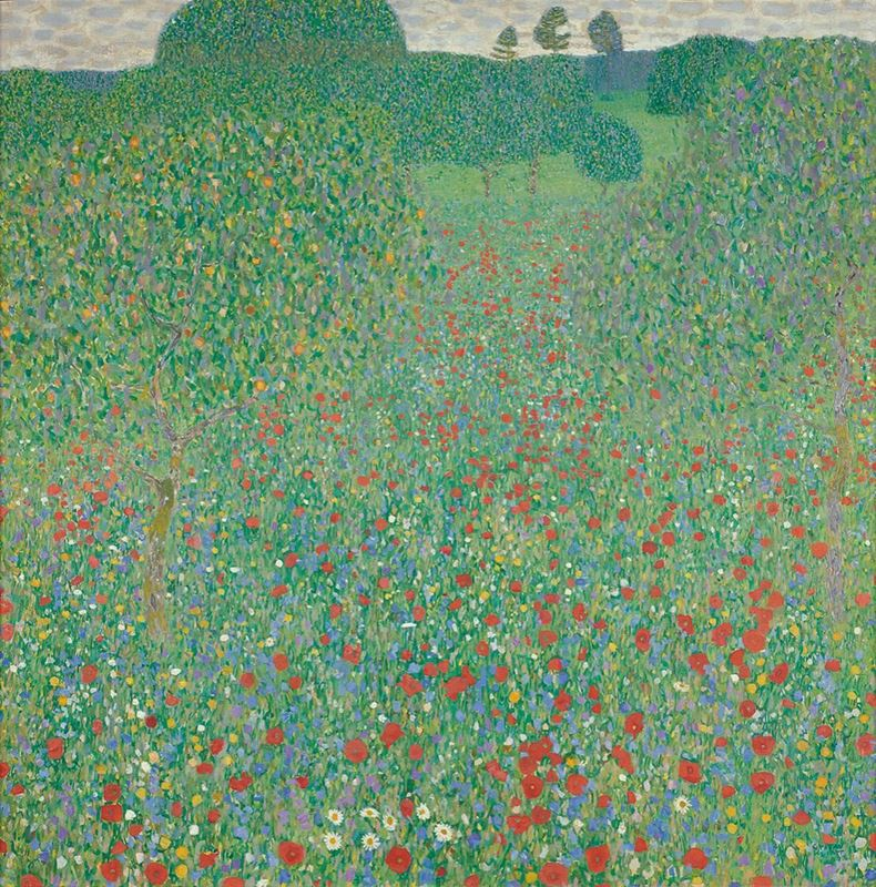 Picture for Poppy Field, 1907
