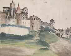 Show The Castle at Trento, 1495 dolayları details