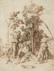 Orpheus'un Ölümü, 1494