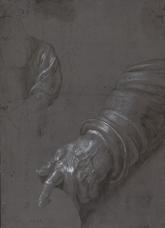 Aziz Hieronymus'un Kolu İçin Çalışma, 1521