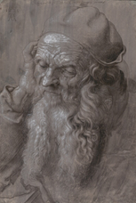 Show Study for Saint Jerome, 1521 details