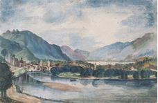 Trento'dan Görünüm, 1495