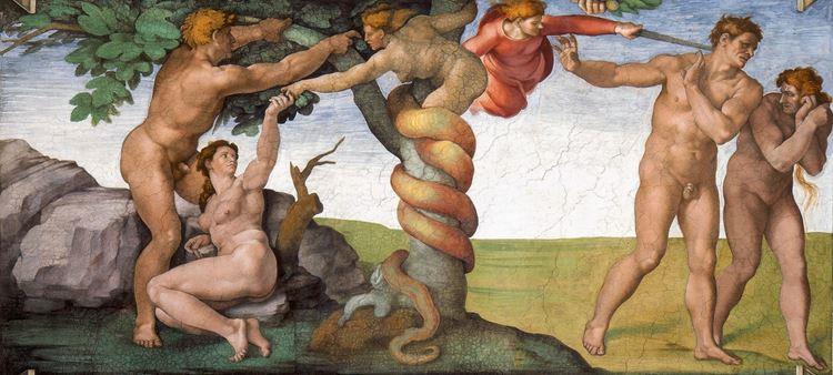6) İlk Günah ve Cennetten Kovuluş picture