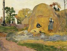 Show Yellow Haystacks (Golden Harvest), 1889 details