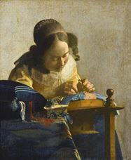 Dantel Ören Kadın, 1669-1670 dolayları