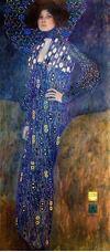 Emilie Flöge'nin Portresi, 1902