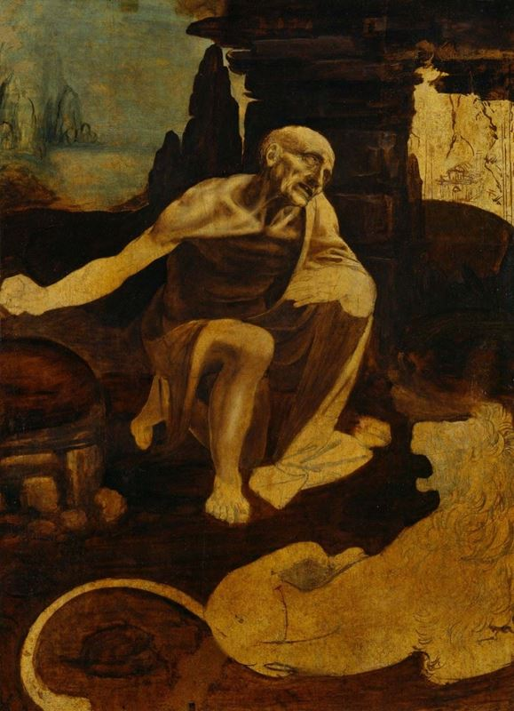 Picture for St. Jerome, c. 1482