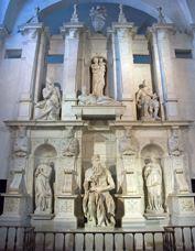 II. Julius'un Anıtmezarı, 1545
