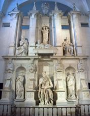 II. Julius'un Mezarı, 1545
