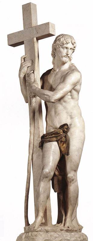 Çarmıhı Taşıyan İsa, 1519-1521 dolayları resmi