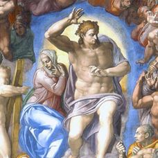 Picture for The Last Judgment - Michelangelo