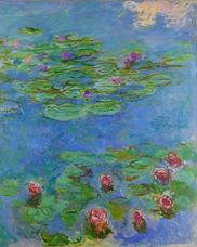 Show Water Lilies, 1914-1917 details