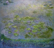 Show Water Lilies, c. 1914-1917 details