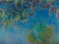Morsalkım, 1917-1920, Tuval üzerine yağlıboya, 150.5 x 200.5 cm, Gemeentemuseum den Haag, The Hague, Hollanda.