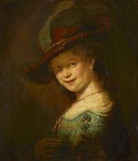 Saskia van Uylenburgh'un Portresi, 1633