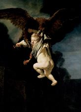 Show Abduction of Ganymede, 1635 details