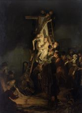 Show Descent from the Cross, 1634 details