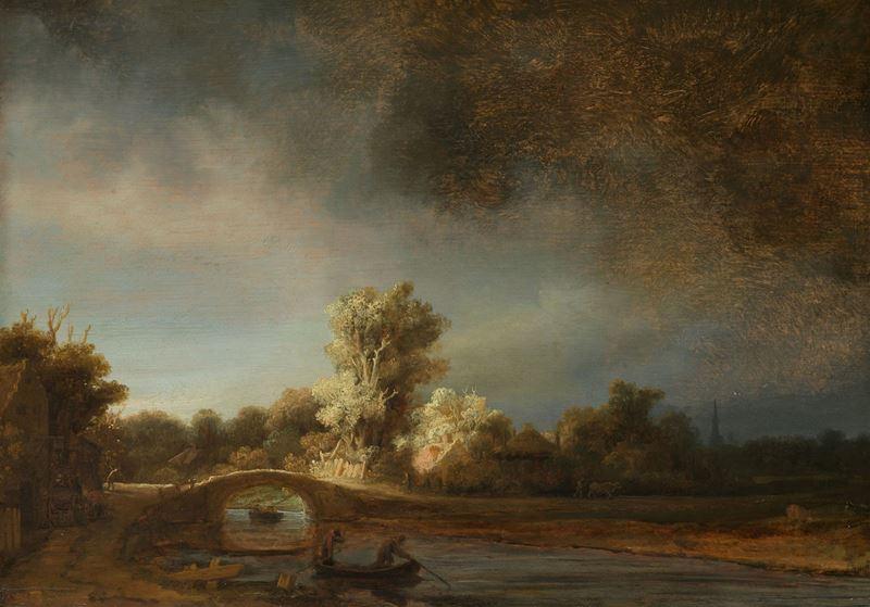 Picture for The Stone Bridge, c. 1638