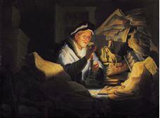 İbret Hikayelerinde Zengin Adam, 1627