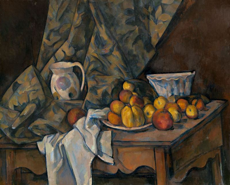 Picture for Still Life with Apples and Peaches, 1905
