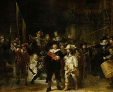 Show The Night Watch, 1642 details