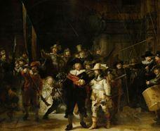 Gece Nöbeti, 1642