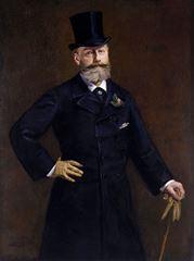 Antonin Proust, 1880, Tuval üzerine yağlıboya, 129.5 cm x 95.9 cm, The Toledo Museum of Art, Toledo, ABD.