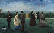 Show The Croquet Party, 1871 details