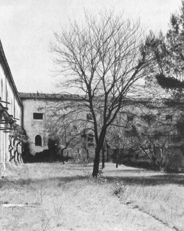 Saint-Paul Hastanesi Bahçesi, 1889 picture