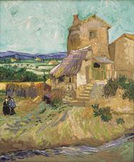 Eski değirmen, 1888