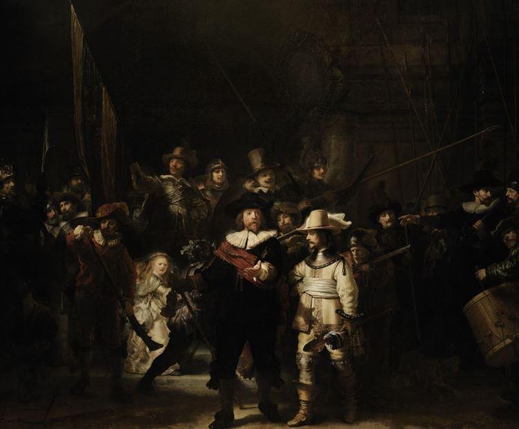Gece Nöbeti, 1642 picture