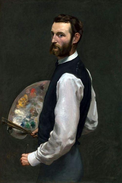 Jean-Frédéric Bazille picture