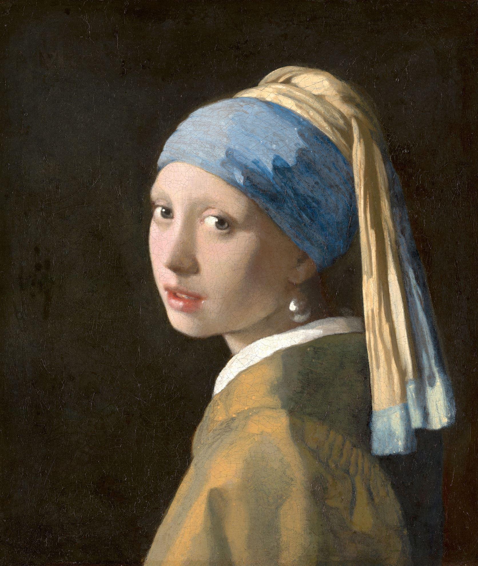 Inci Kupeli Kiz Johannes Vermeer Pivada Com