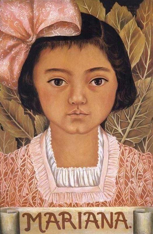 Mariana Morillo Safa'nın Portresi, 1944 resmi