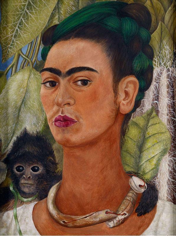 Maymunlu Otoportre, 1938 resmi