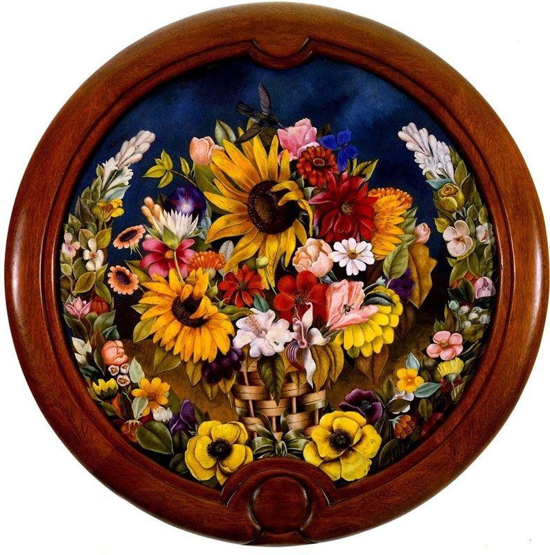 Çiçek Sepeti, 1941 resmi