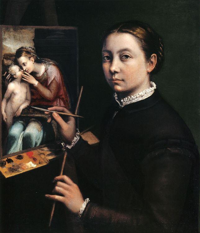 Sofonisba Anguissola (1532-1625) picture
