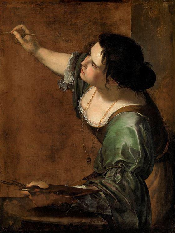 Artemisia Gentileschi (1593-1652) picture